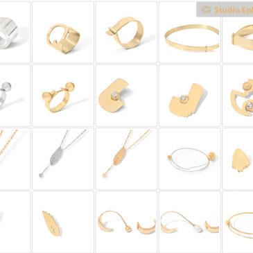 Fotografia biżuterii autorskiej