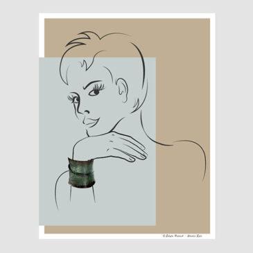 Fotografia biżuterii i grafika